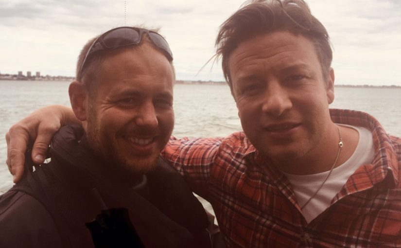 Puka Dyslexic Chat with Jamie Oliver